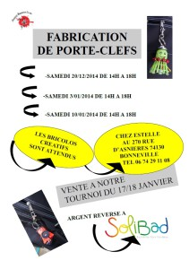 PORTE-CLEFS 1
