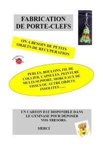 PORTE-CLEFS 2