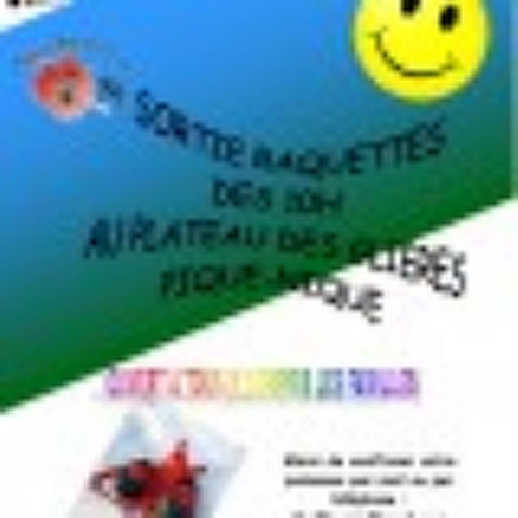 SORTIE RAQUETTE FBC74