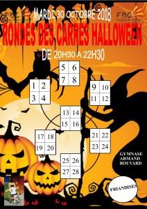 RONDE DES CARRES HALLOWEEN MARDI 30 OCTOBRE 2018 JPEG