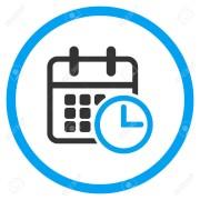 51026632-horaire-vecteur-icône-le-style-est-bicolor-plat-symbole-cerclé-les-couleurs-bleu-et-gris-angles-de-fond-b